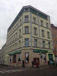 polnische Anwaltskanzlei in Stettin. ul Grodzka 20/6